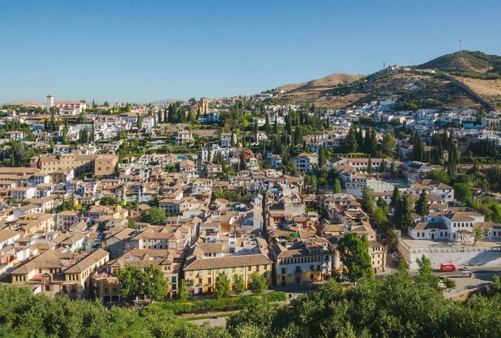 Vivir en Granada ofrece vistas como esta